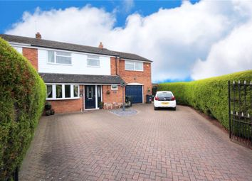 Thumbnail 4 bed semi-detached house for sale in Peachley Gardens, Lower Broadheath, Worcester