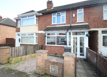 Thumbnail 2 bedroom town house for sale in Barton Road, Leicester
