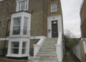 Thumbnail 3 bedroom flat to rent in Thane Villas, London, London