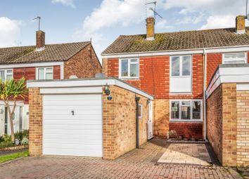 Thumbnail 3 bedroom end terrace house to rent in Oakwood, Partridge Green, Horsham