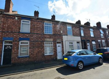 Thumbnail 2 bed terraced house for sale in Wilson Street, Lincoln