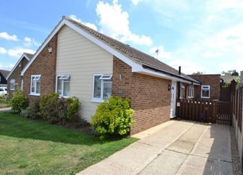 Thumbnail 4 bed detached bungalow for sale in Grasmere Road, Whitstable