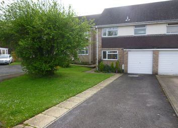 Thumbnail 3 bed semi-detached house to rent in Northbank Close, The Reddings, Cheltenham