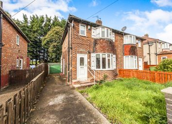 Thumbnail 3 bed semi-detached house for sale in Brentford Road, Stockton-On-Tees