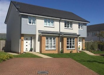 Thumbnail 3 bed semi-detached house for sale in Campsie View, Kirkintilloch, Glasgow