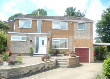 Thumbnail 5 bed detached house for sale in Digby Hall Drive, Gedling, Nottingham