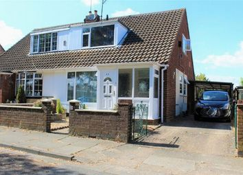 Thumbnail 3 bed semi-detached house for sale in Bants Lane, Duston, Northampton