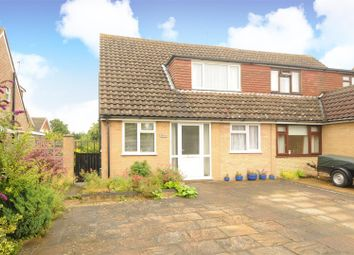 Thumbnail 3 bed semi-detached house for sale in Fyfield Close, Wantage