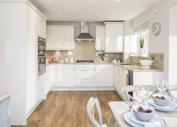 "Thumbnail 3 bedroom detached house for sale in ""Morpeth"" at Summerleaze Crescent, Taunton"