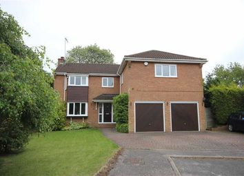 Thumbnail 5 bed detached house for sale in Carpenders Close, Harpenden, Hertfordshire