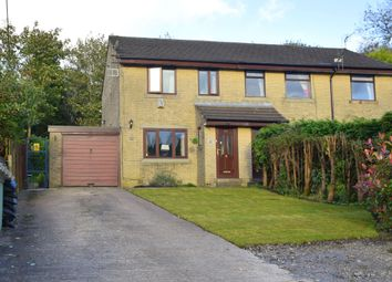 Thumbnail 2 bedroom semi-detached house for sale in Oakenclough Road, Bacup, Lancashire