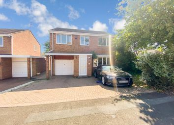 Thumbnail 4 bed detached house for sale in Hickstead Grove, Cramlington
