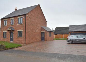 Thumbnail 4 bed detached house for sale in Bullhurst Lane, Weston Underwood, Ashbourne
