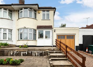 Thumbnail 4 bed semi-detached house for sale in Gallants Farm Road, East Barnet, Barnet