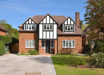 Thumbnail 4 bed detached house for sale in Nightingale Avenue, West Horsley