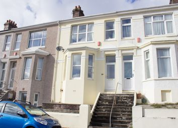 Thumbnail 3 bed terraced house for sale in South View Terrace, St Judes, Plymouth