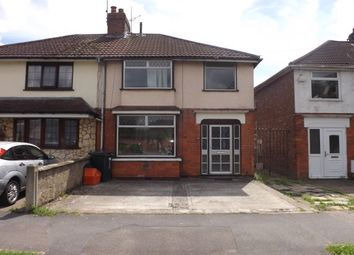 Thumbnail 3 bed property to rent in Dudmore Road, Swindon