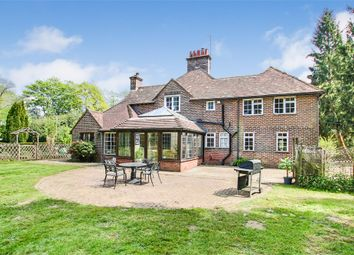 Thumbnail 4 bed detached house for sale in West Park Road, Newchapel, Lingfield, Surrey