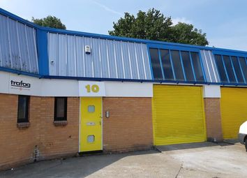 Thumbnail Light industrial to let in Unit 10, Josselin Court, Josselin Road, Wollaston Industrial Estate, Basildon, Essex