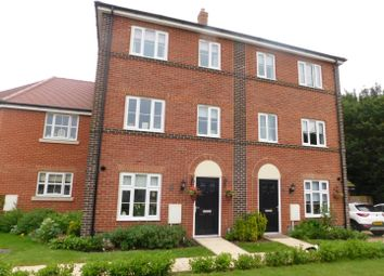 Thumbnail 4 bed semi-detached house for sale in Brooke Way, Stowmarket
