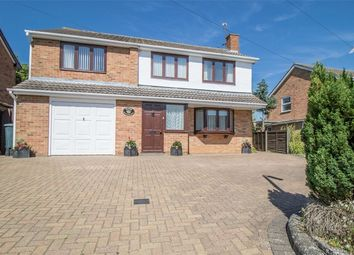 Thumbnail 5 bed detached house for sale in Hawkwood Road, Sible Hedingham, Halstead