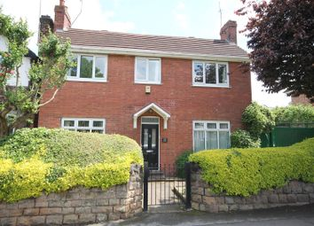 Thumbnail 5 bed detached house for sale in Hucknall Road, Nottingham