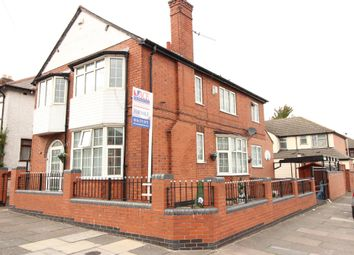 Thumbnail 4 bed detached house for sale in Baslow Road, Leicester