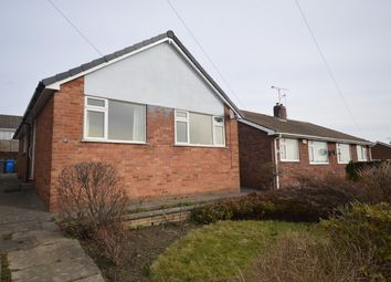 Thumbnail 2 bed detached bungalow for sale in Lindale Road, Dunston, Chesterfield