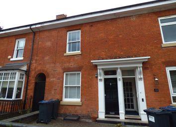 Thumbnail 3 bedroom terraced house to rent in Bull Street, Harborne, Birmingham