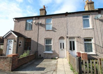 Thumbnail 2 bed terraced house to rent in Banks Lane, Bexleyheath, Kent