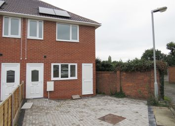 Thumbnail 2 bed end terrace house for sale in Laburnum Avenue, Kingshurst, Birmingham