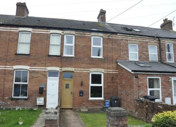 Thumbnail 3 bed terraced house for sale in Clyst Avenue, Broadclyst Station, Exeter