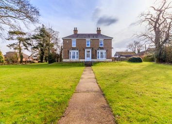 Thumbnail 5 bed detached house for sale in Church Road, Upton, Gainsborough
