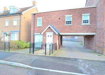 Thumbnail 2 bedroom property for sale in Chestnut Road, Brockworth, Gloucester, Gloucestershire