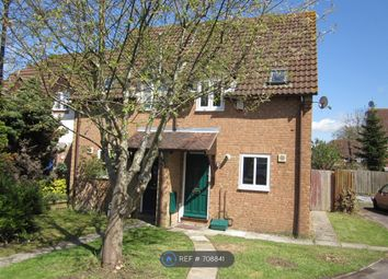 Thumbnail 2 bed end terrace house to rent in Stanshaws Close, Bradley Stoke, Bristol