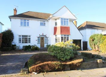 Thumbnail 3 bed detached house to rent in The Fairway, Northwood