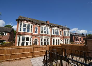 Thumbnail 2 bedroom flat for sale in Ebury Road, Nottingham