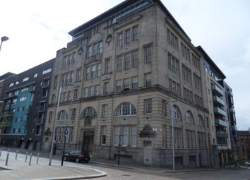 1 bed flat to rent in College Street, Merchant City, Glasgow G1