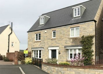 Thumbnail 5 bedroom detached house for sale in Merton Green, Caerwent, Caldicot