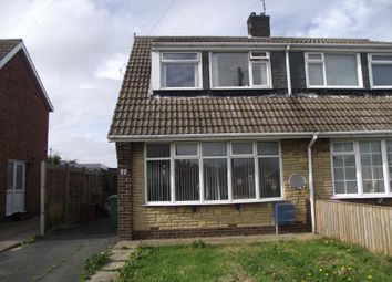 Thumbnail 3 bed semi-detached house to rent in Havercroft Road, Hunmanby