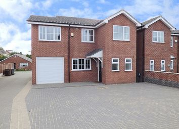 Thumbnail 4 bed detached house for sale in The Retreat, Birmingham Road, Lickey End