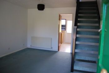 Thumbnail 2 bed terraced house to rent in Wolton Road, Grange Farm, Kesgrave, Ipswich Suffolk