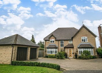 Thumbnail 4 bed detached house for sale in The Asters, Goffs Oak, Hertfordshire