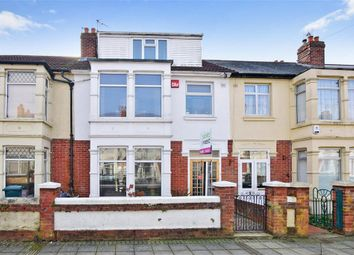 Thumbnail 4 bed terraced house for sale in Park Grove, Portsmouth, Hampshire