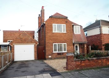 Thumbnail 3 bed detached house for sale in Acacia Road, New Balderton, Newark