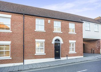 Thumbnail 3 bedroom terraced house for sale in Peelers Court, Kirbys Lane, Canterbury