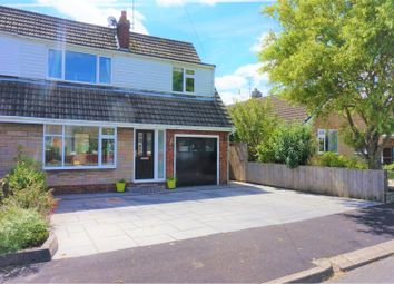 Thumbnail 3 bed semi-detached house for sale in Westlands Way, Beverley