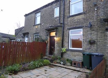 Thumbnail 2 bed terraced house for sale in Carr House Lane, Wyke, Bradford, West Yorkshire