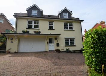 Thumbnail 3 bed detached house for sale in Exeter Hill, Tiverton