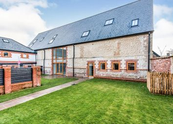 Thumbnail 4 bedroom barn conversion for sale in Hall Farm Close, Feltwell, Thetford